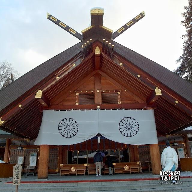 【北海道神宮】積雪的北海道總鎮守 祭祀開拓之神和明治天皇