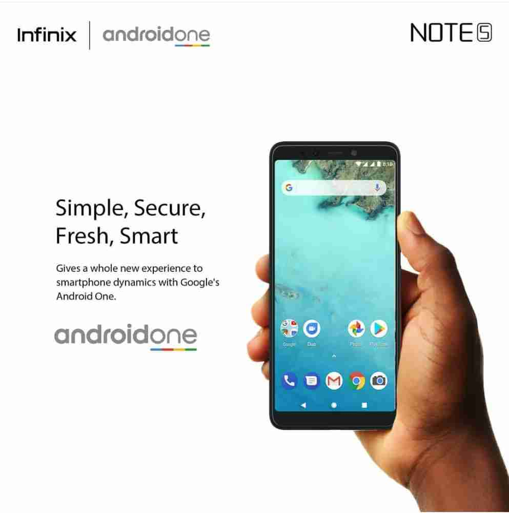 Infinix Note 5 androidOne