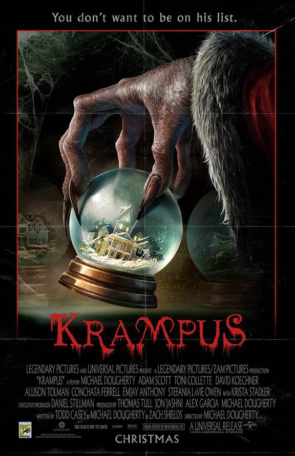 Krampus แครมปัส ปีศาจแสบป่วนวันหรรษา [HD]