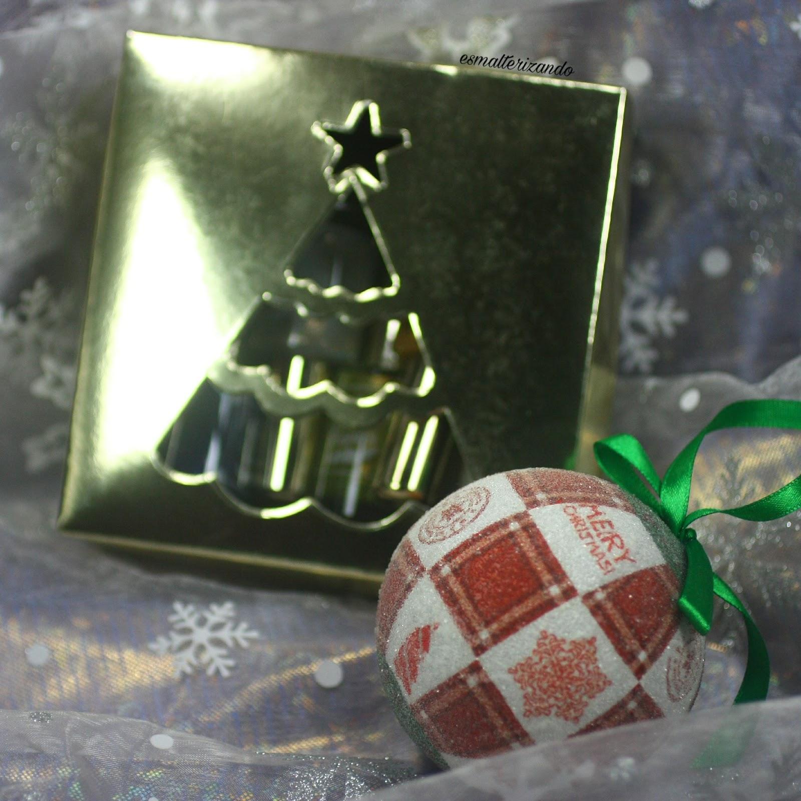 A coleção Christmas Memories é formada por 6 cores que são a cara do Natal! 5500a6fd12