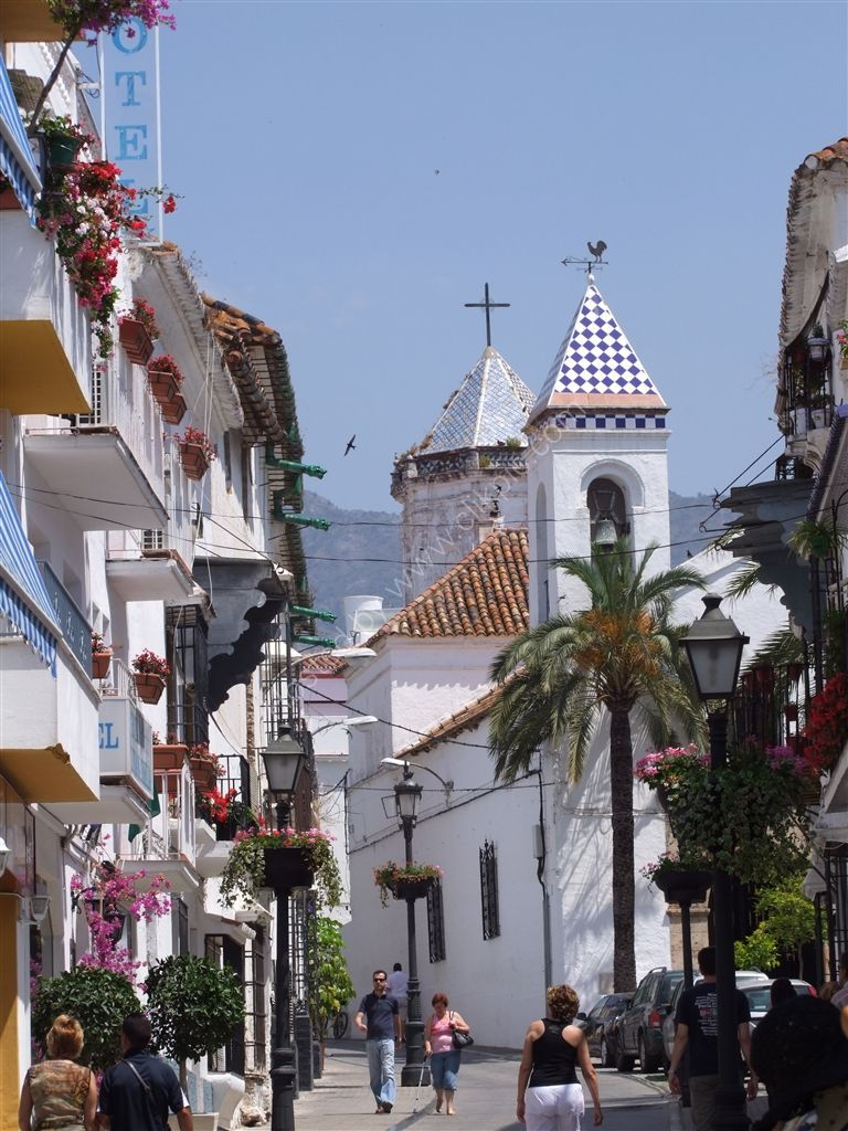 TOP WORLD TRAVEL DESTINATIONS: Marbella, Spain