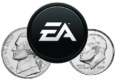 Electronic Arts EA nickel and diming