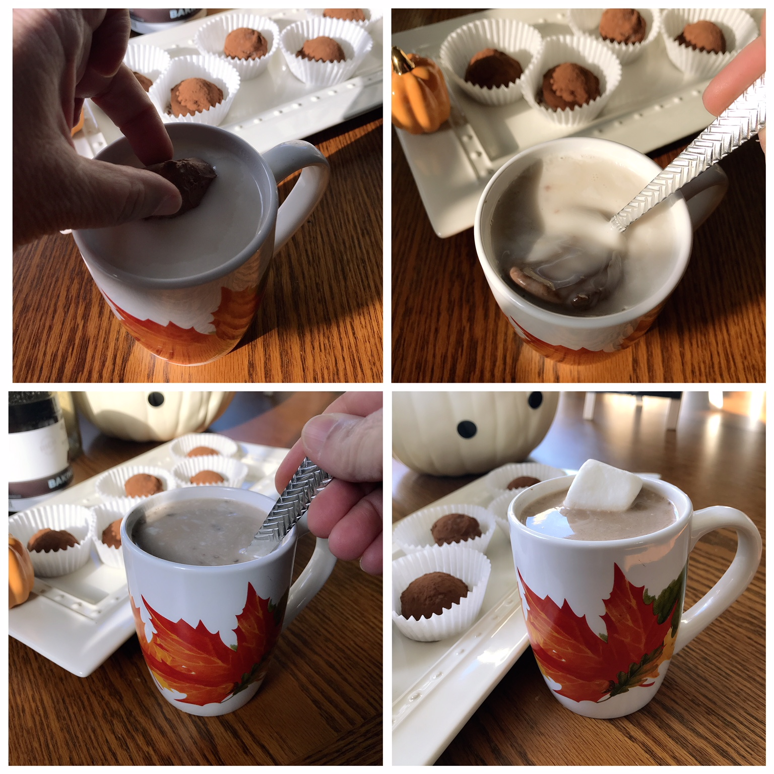 Hot Chocolate Bombs Our Good Life