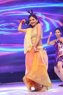 shreya vyas hot stills at sardaar gabbar singh audio launch