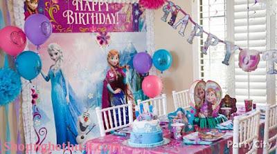 Cách trang trí sinh nhật cho bé yêu chỉ với 30 phút