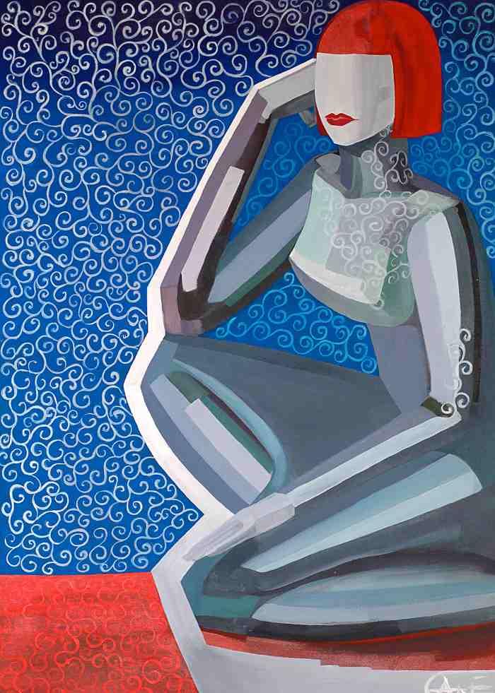 Женский мир. Agne Kisonaite