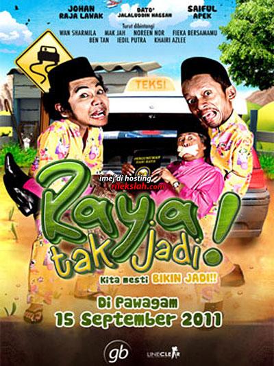 Review Raya Tak Jadi