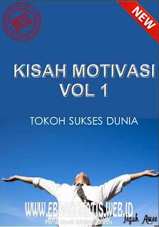 Ebook Kisah Motivasi - Kumpulan Tokoh Sukses Dunia