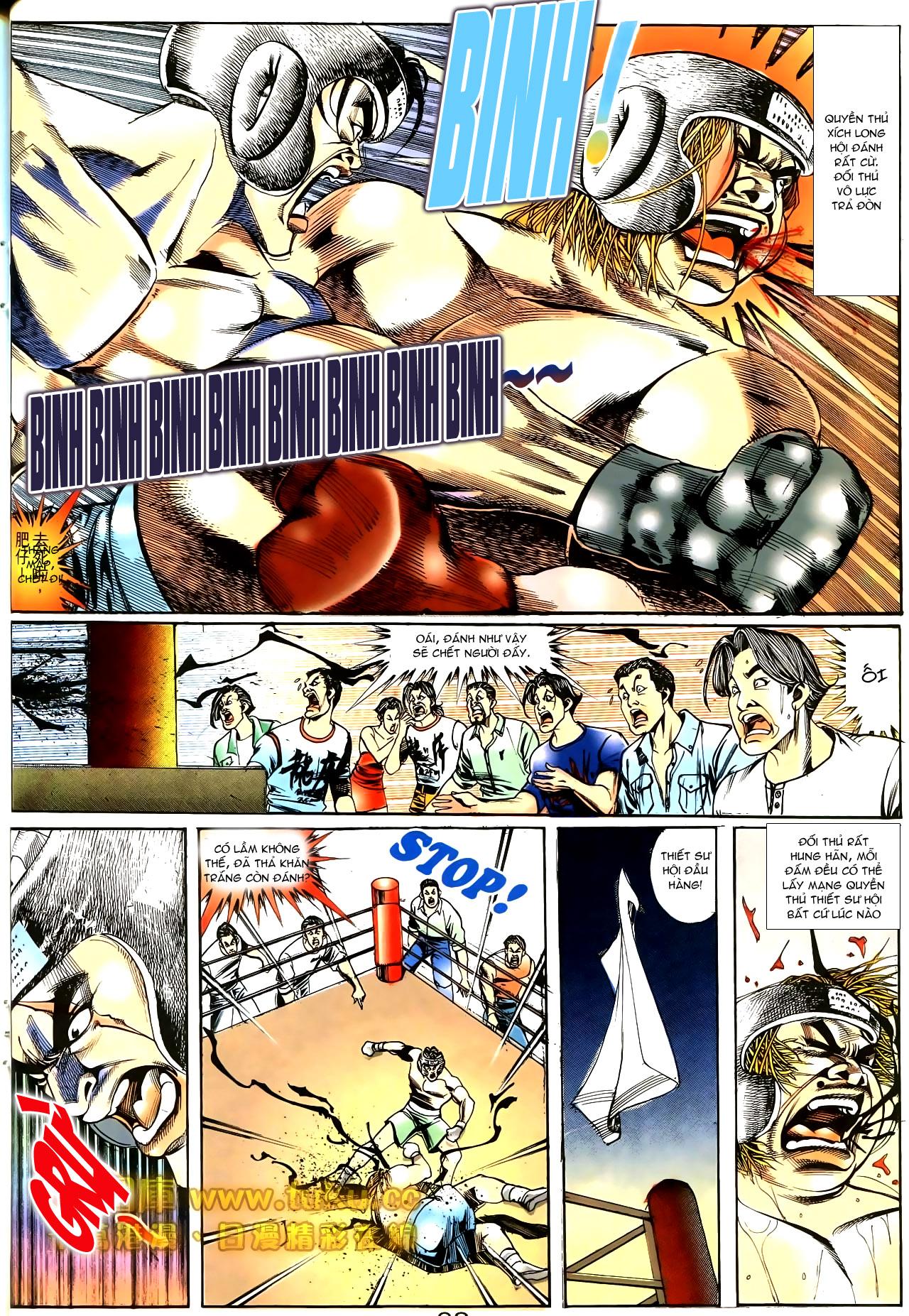 Người Trong Giang Hồ chapter 187: huynh đệ tình trang 29