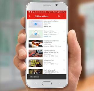 Cara Download Video Youtube Menggunakan Aplikasi Android
