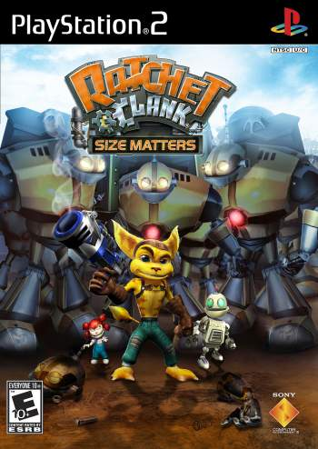 Ratchet & Clank: Size Matters (PAL) PS2 Download