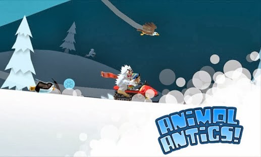 Ski Safari Android Game APK Full Version Pro Free Download