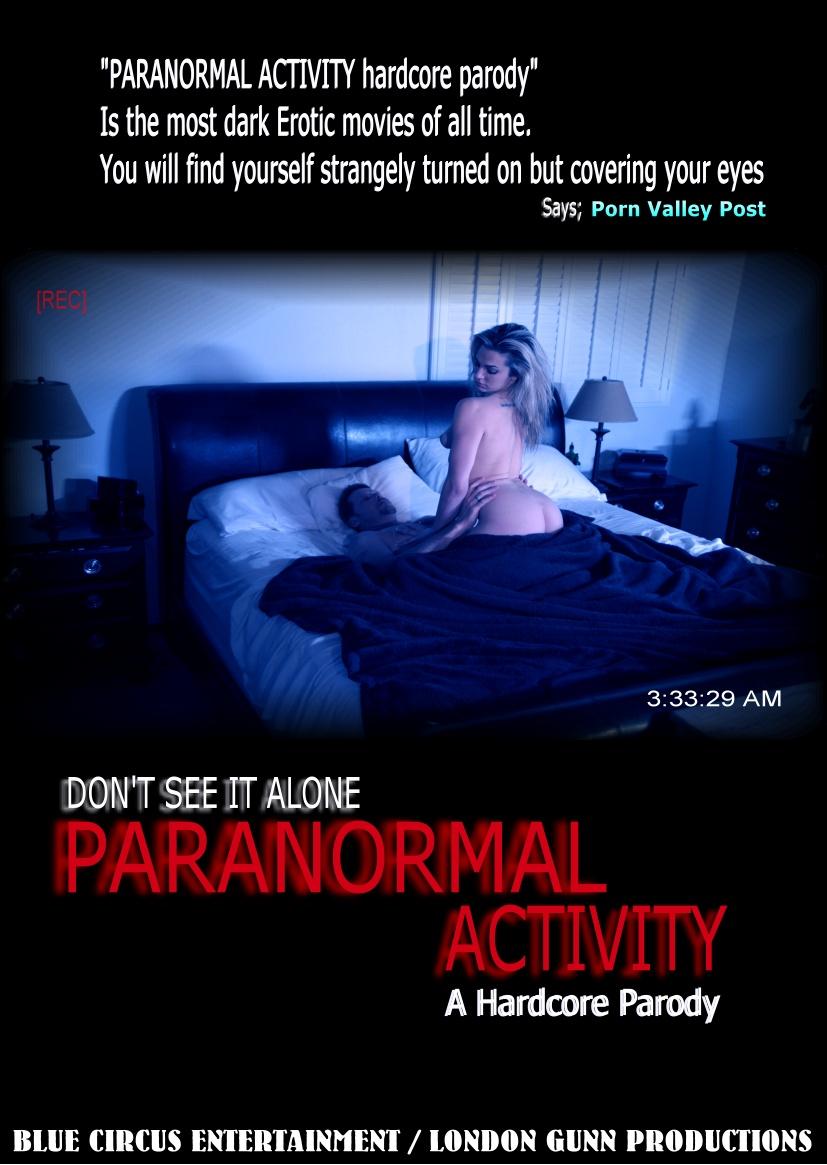 Игры порно пародия на паранормальное