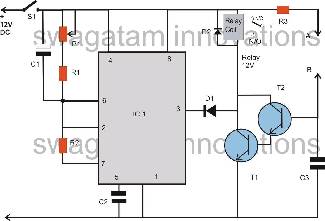 glow plug timer circuit diagram glow image wiring rain triggered instant start windshield wiper timer circuit [ 1113 x 757 Pixel ]