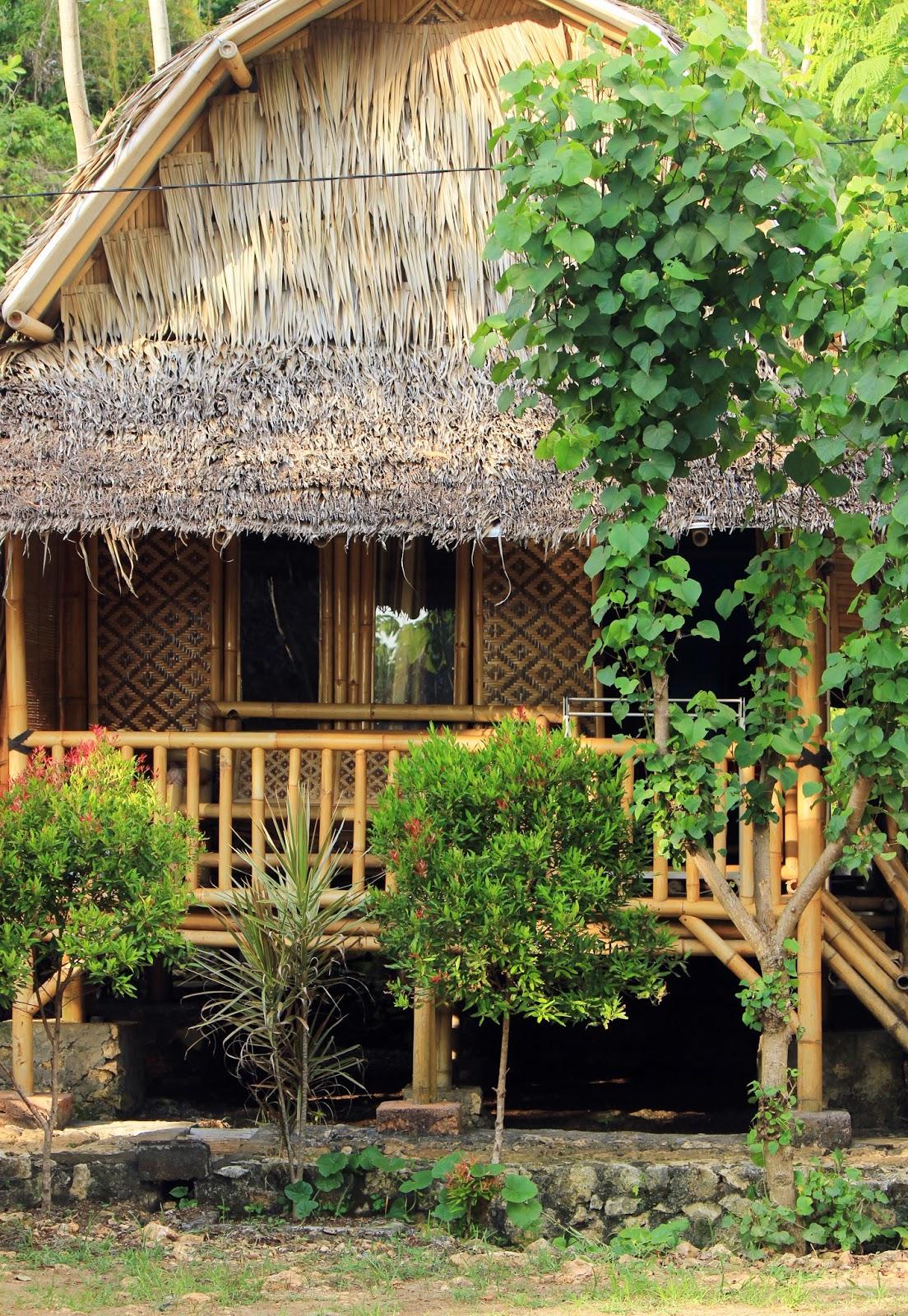 Bamboo Lengkung Pantai Indrayanti