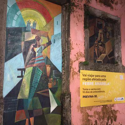Pelourinho. Salvador de Bahia. Brasil.