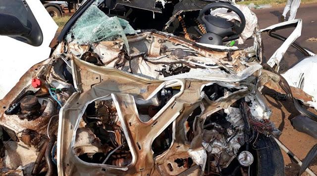Mototaxista morre em acidente na BR 364 enquanto seguia para velório da mãe