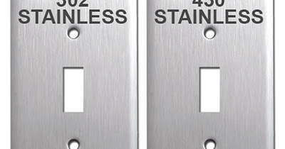 Stainless Steel Wall Plates - Residential vs Commercial Grade