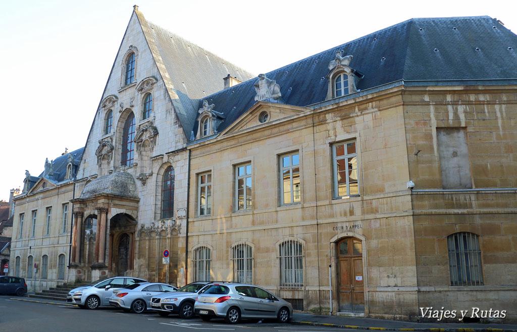 Palacio de Justicia de Dijon