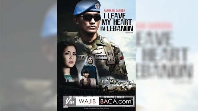 Pasukan Garuda: I Leave My Heart In Lebanon, Perjuangan Rio Dewanto Menyelamatkan Perdamaian dan Cinta