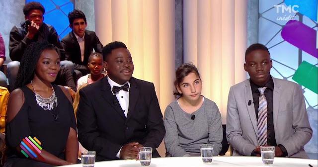 Le casting de Swagger invité sur le plateau de Quotidien par Yann Barthès