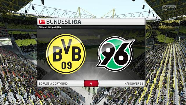 Bandar Casino Sbobet--Hannover Berhasil Menahan Imbang Dortmund