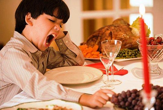Makanan Yang Menyebabkan Ngantuk