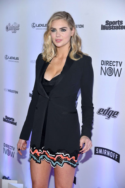 Kate Upton – Sports Illustrated Swimsuit Edition Launch Event