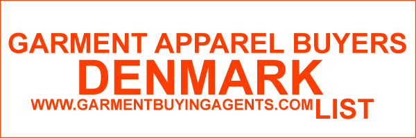 Garment, Apparel and Clothing Buyers and Distributors Free List