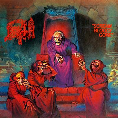 71e47e889d3dfe Death - Scream bloody gore (1987)