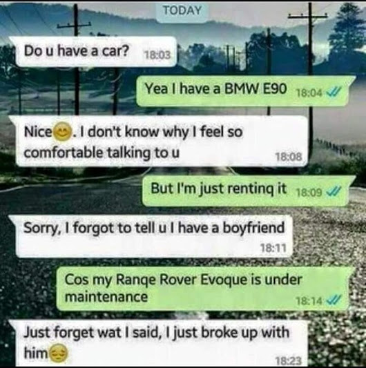 I need a blesser