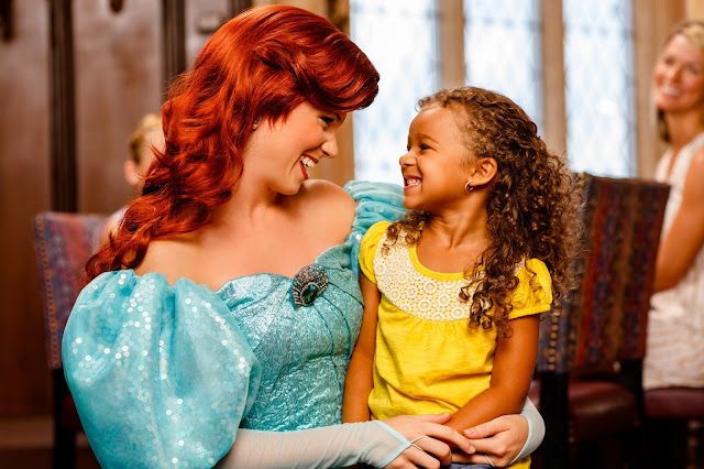 Disney Character Interaction Tips