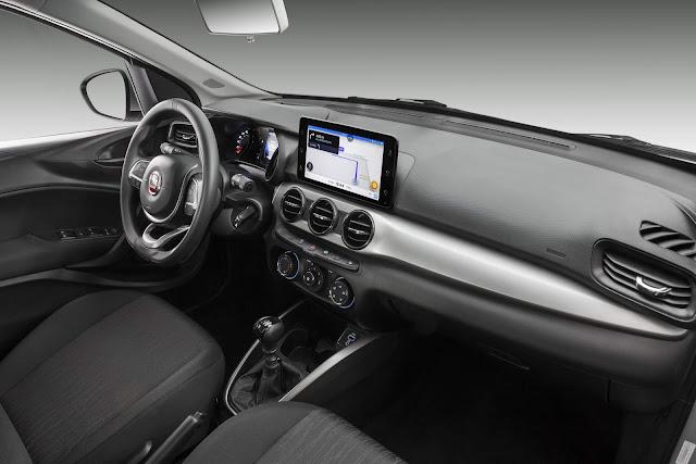 Fiat Argo 1.0 Drive 2019