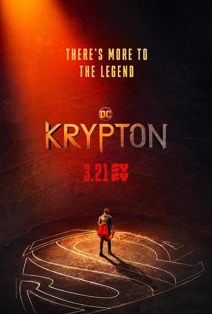 """Nuevo póster para """"Krypton"""" - DC Comics"""