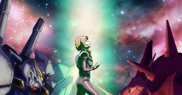 Mobile Suit Gundam Stream