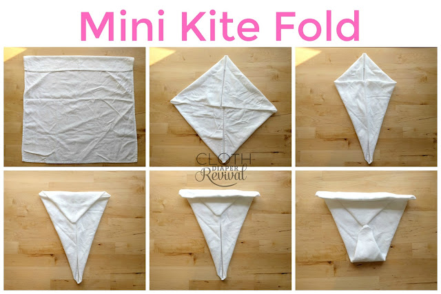 Mini Kite Fold Cloth Diaper Revival