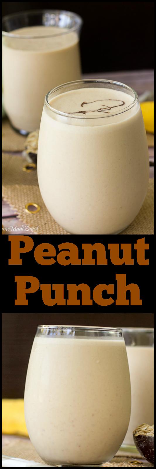 Caribbean Peanut Punch