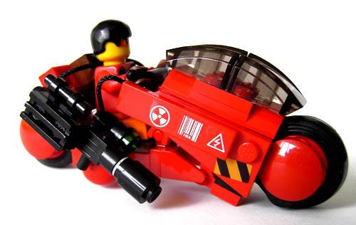 Lego Kaneda Bike
