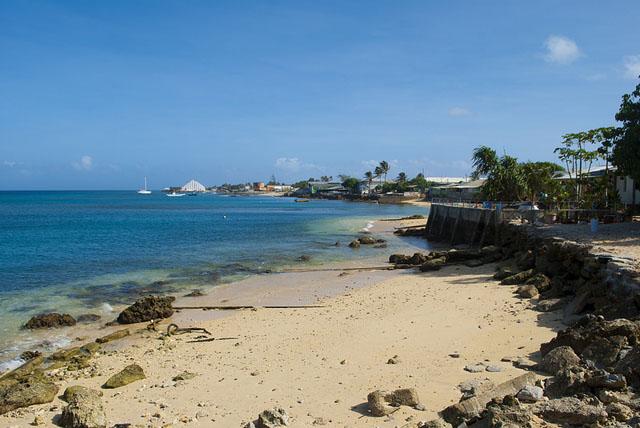 Ebeye - Marshall Adaları