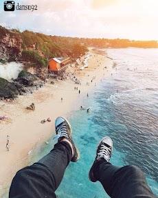 Pantai Balangan, Spot Surfing dengan View Indah di Jimbaran