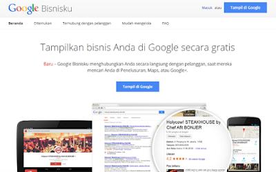 Manfaat dari Google Bisnisku Untuk UKM