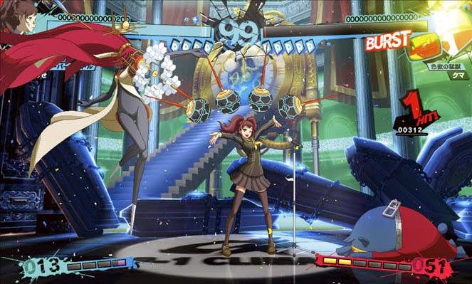 Review: Persona 4 Arena Ultimax (Microsoft Xbox 360