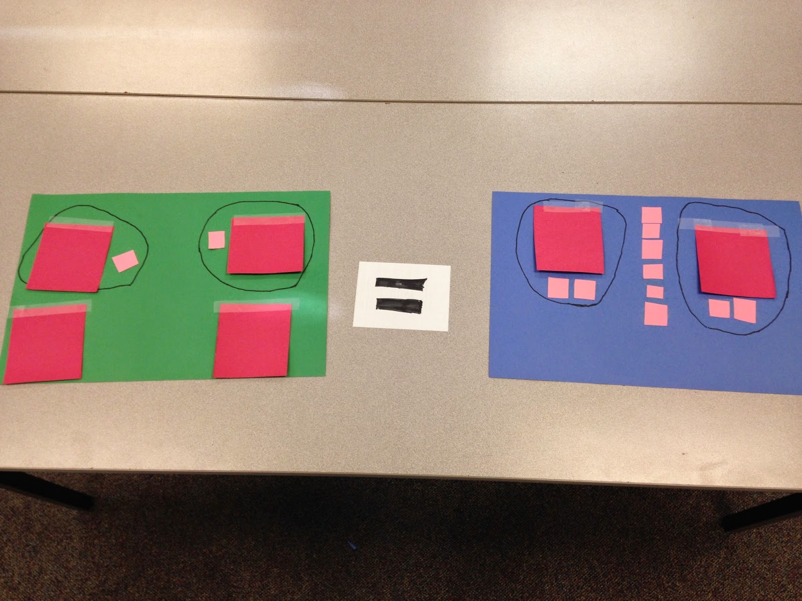 Simplifying Radicals Hidden Squares Activity