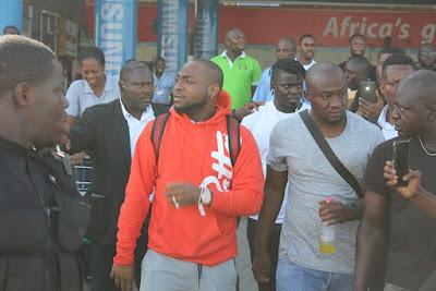 #GhanaMeetsNaija17 - Exclusive Photos: Davido Arrives In Ghana for Ghana Meets Naija 2017