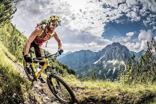 Tragetouren mit dem Mountainbike