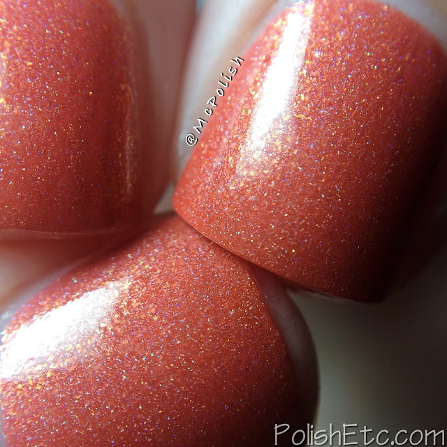 Doctor Lacquer - Chromahedron Collection - McPolish - Spessartine