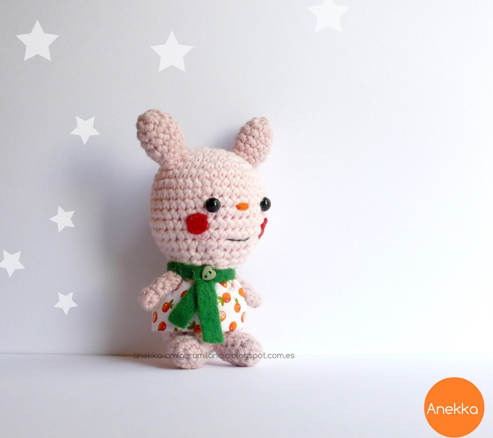 como se hace juguete de crochet?