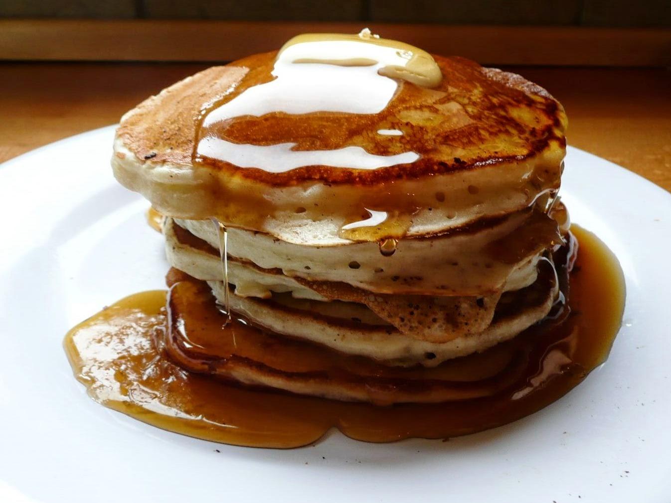 Home For Dinner Prairie Kitchesn American Pancakes