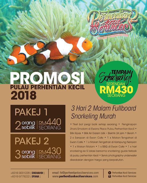 Pakej Bajet Pulau Perhentian , Pakej Pulau Terengganu , Pakej Murah Pulau Perhentian 2018