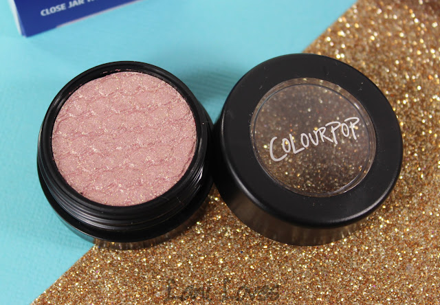 ColourPop Super Shock Shadow - Just Fur Fun Swatches & Review